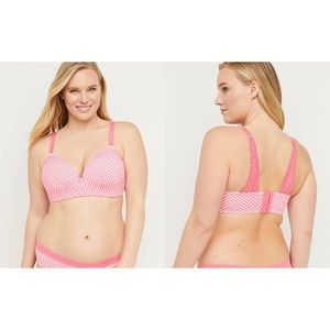 Lane Bryant Simply Wire Free T-Shirt Bra 42DD